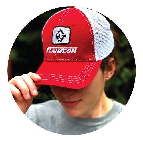 Flaw Tech merchandise hat